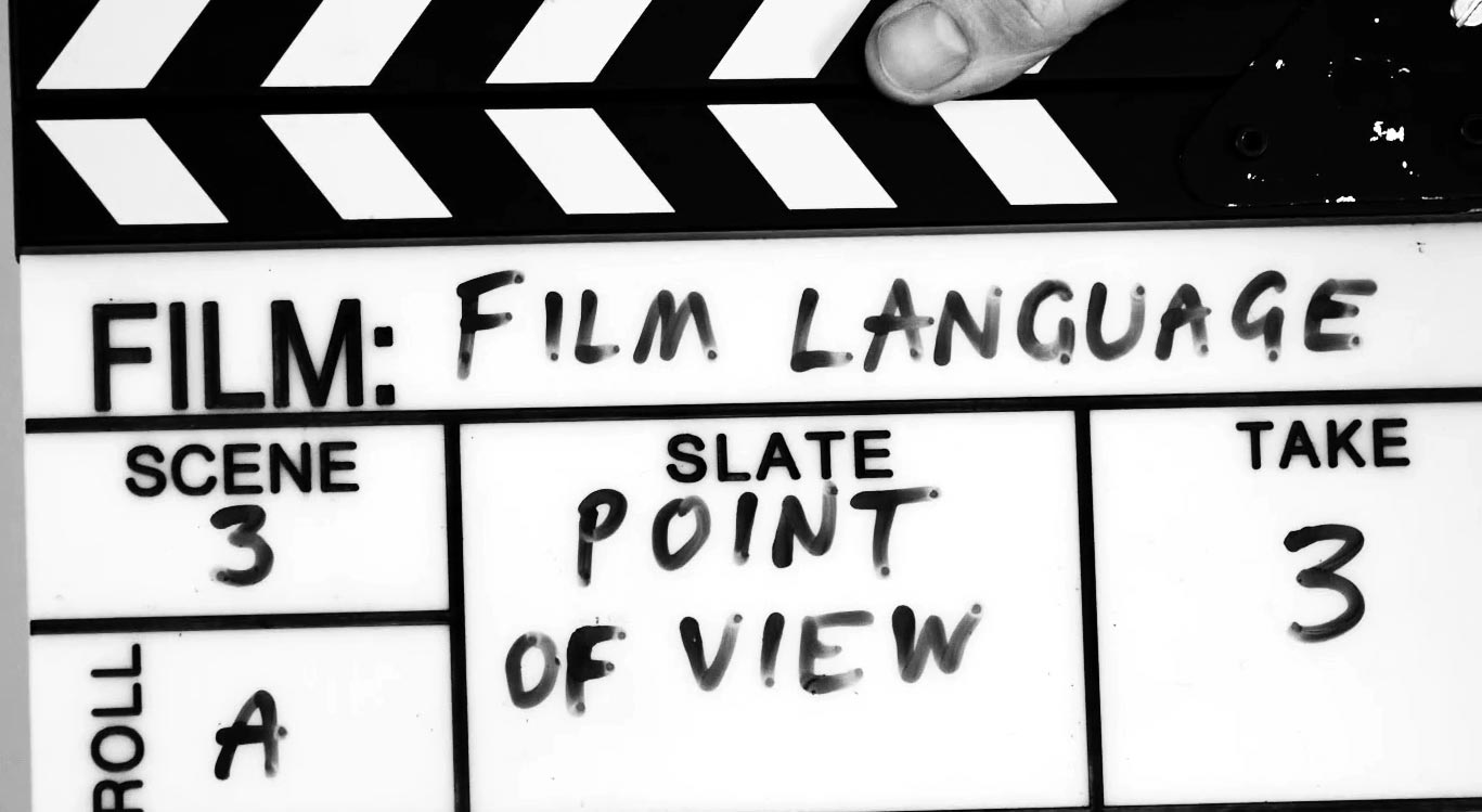 clapperboard film language