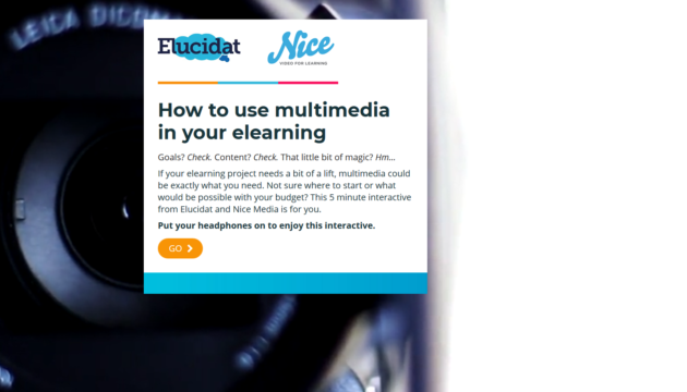 Elucidat and Nice Media collaboration