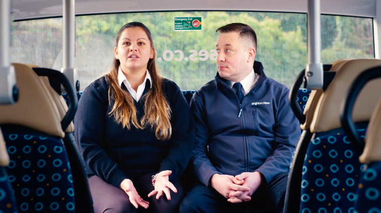 Buses Recruitment Video Featured Image