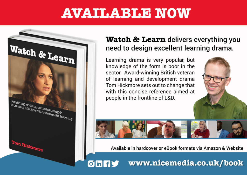 Available now - Watch & Learn